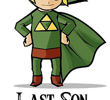 The Last Son of Hyrule by GamerPiggy