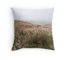 Natural Landscape Throw Pillow