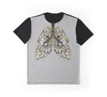 CLEAN LUNGS T-SHIRT Graphic T-Shirt