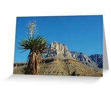 Reaching to the Sky Greeting Card