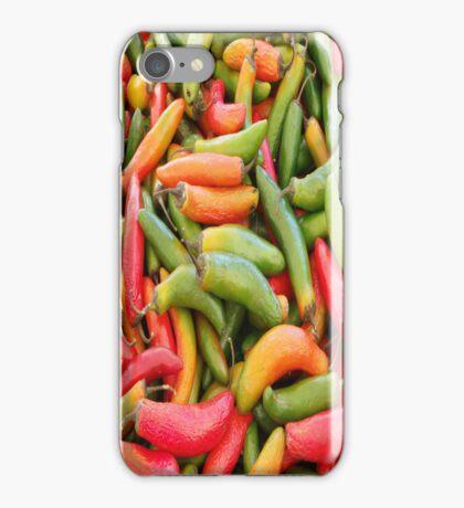 Hot, Hot, Hot iPhone Case/Skin