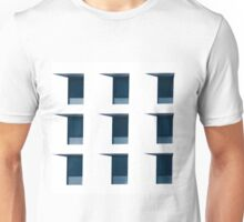 NOWHERE WINDOWS Unisex T-Shirt