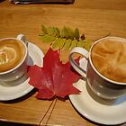 Autumn coffee by Eugenia Gorac