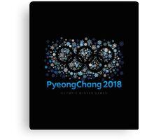 PyeongChang 2018 Olympic Winter Games Canvas Print