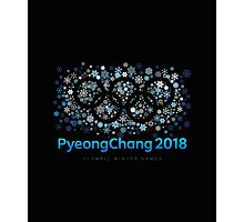 PyeongChang 2018 Olympic Winter Games Photographic Print