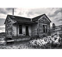 Haunted Shack Photographic Print