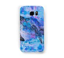 india ink purple  Samsung Galaxy Case/Skin
