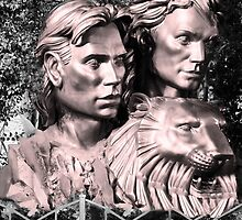★ *˚ .ღ 。SIEGFRIED AND ROY ★ *˚ .ღ 。 by ╰⊰✿ℒᵒᶹᵉ Bonita✿⊱╮ Lalonde✿⊱╮