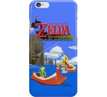 The Legend Of Zelda The Wind Waker  iPhone Case/Skin