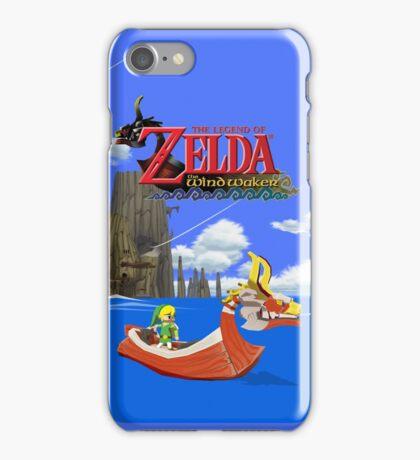 The Legend Of Zelda The Wind Waker  iPhone Case/Skin