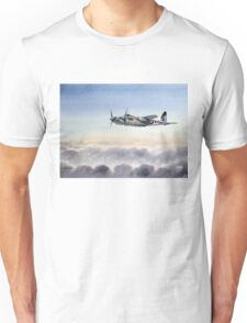 Mosquito Aircraft Unisex T-Shirt