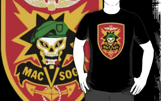 MacVsog Patch ( T_Shirt ) Ver.3 by Walter Colvin