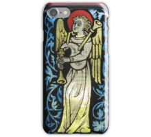 an angel will play for you iPhone Case/Skin