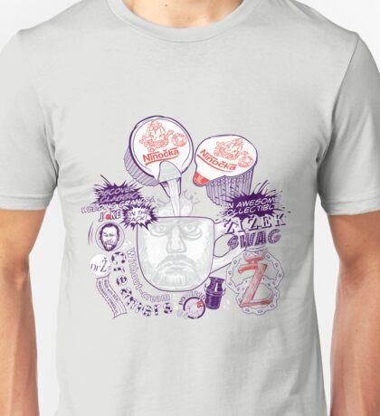 Zizek's Without-cream Creamer Unisex T-Shirt