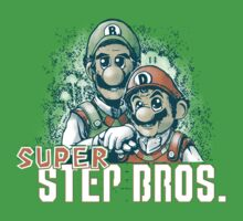 Super Step Bros. Kids Clothes