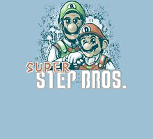 Super Step Bros. Unisex T-Shirt