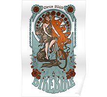 BikeBike Nouveau Poster