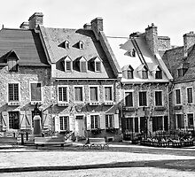 Place Royale by Eunice Gibb