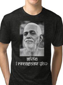 Sri Ramana Maharshi Tri-blend T-Shirt