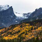 Rocky Mountain Autumn by Ryan Wright