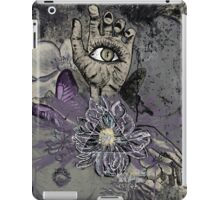 My soul will defeat with my body. iPad Case/Skin