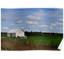 A Farm in Fall............ 2012 Poster