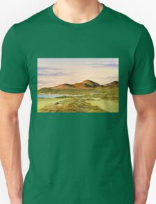 Royal County Down Golf Course T-Shirt