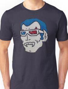 Dracula in 3D Unisex T-Shirt