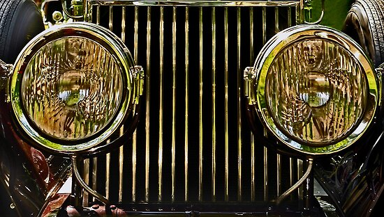 1929 Rolls Royce by cclaude