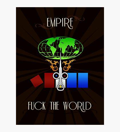 Empire FTW Photographic Print