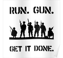 Military Get It Done Poster