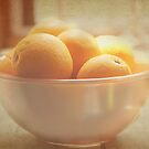 Still Life Oranges by ©Maria Medeiros