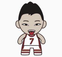 Jeremy Lin Houston Rockets 2012-2013 T-Shirt