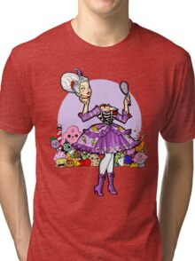 Kawaii Marie Antoinette Tri-blend T-Shirt