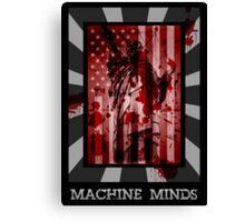 Machine Minds Canvas Print
