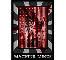 Machine Minds Photographic Print