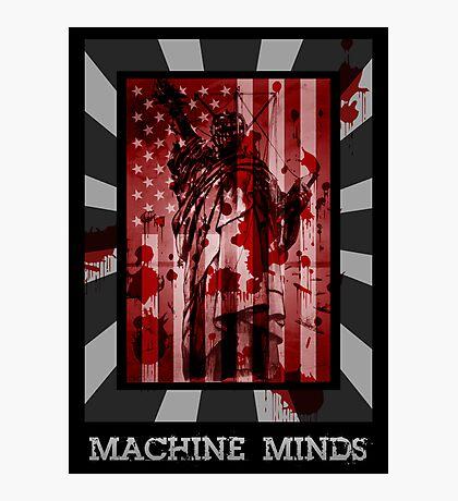 Machine Minds Photographic Print