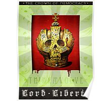 Lord Liberty Poster