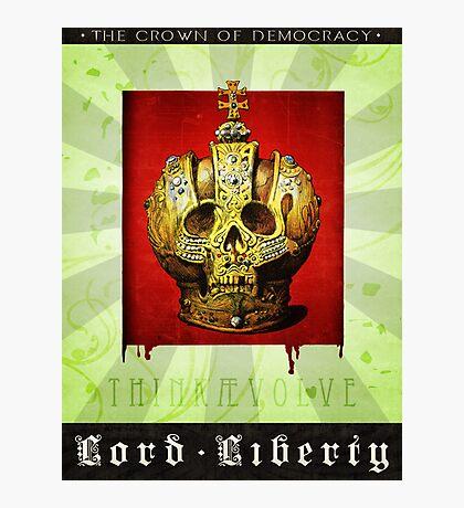 Lord Liberty Photographic Print