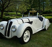 1937 BMW 328 Roadster by TeeMack