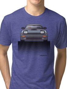 Modern Japanese Icons Series Toyota Celica  GT-Four All-Trac Turbo ST185 Tri-blend T-Shirt