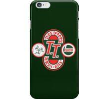 Isle Of Man TT Races 1971 iPhone Case/Skin