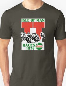 Isle Of Man TT Races 1976 Unisex T-Shirt