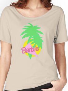 Malibu Babe Palm Tree Women's Relaxed Fit T-Shirt
