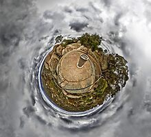 Mt Kooyoora (Little Planet) by Andrew Holford
