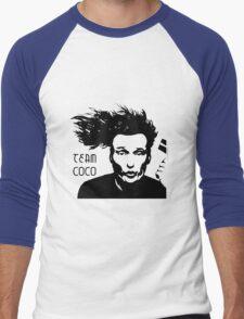 Team Coco Men's Baseball ¾ T-Shirt