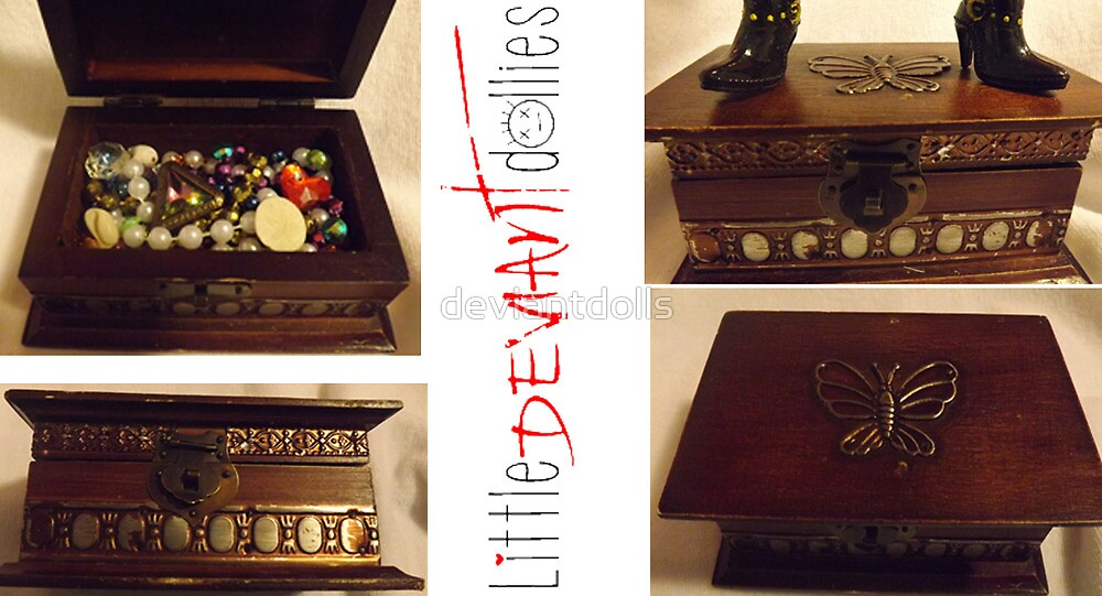 Chest by deviantdolls