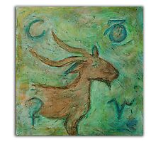 Zodiac ~ Capricorn by Clint Smith