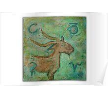 Zodiac ~ Capricorn Poster