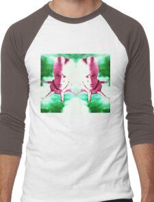 UFOz Men's Baseball ¾ T-Shirt